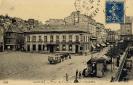 La place de Viarmes et la rue d'Aiguillon